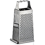 Stainless Steel, Four-sided Box Grater