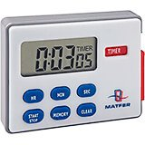 Plastic 24 Hour, 3 Function Digital Timer