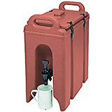 Brick Red, 2.5 Gal. Insulated Beverage Dispenser