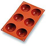 Silicone Gastroflex Half Round Mold