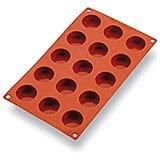 Silicone Gastroflex Round Petit Fours Baking Mold