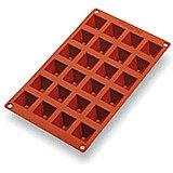 Silicone Gastroflex Mini Pyramid Baking Mold