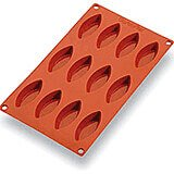 Silicone Gastroflex Pointed Oblong Baking Mold