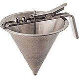 Stainless Steel Batter Dispenser / Funnel, 2 Qt.