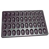 Steel Exopan Madeleine Baking Pan, 40 Cups