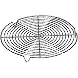 Steel Round Cooling Rack, 9.5""
