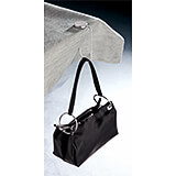 Silver Plated Removable Table Side Purse Holder