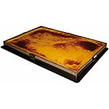 Stainless Steel Baking Pan W/ Extendable Frame, Large