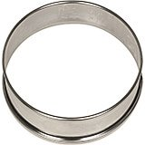 Tinplate Tart Ring, 5.5""