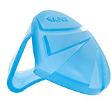 Blue, Plastic Air Freshener Clip, Cotton Blossom Scented, 10/PK