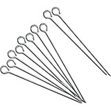"Stainless Steel Skewers, 10"", 10/PK"