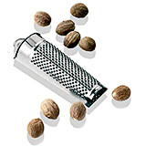 Stainless Steel Nutmeg Grater, 5.38""