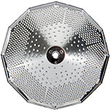 Tin Replacement Sieve for Food Mill 42573-31, 1.5 Mm