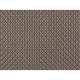 "Brown, Polyester / Vinyl Placemats, 16.5"" X 13"", 6/PK"