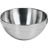 Stainless Steel Insulated Round Bowl, 9""