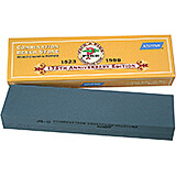 "8"" x 2"" x 1"" Combination Sharpening Stone, Fine and Coarse, JB8 Crystolon"
