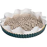 Cream, Ceramic Pie Weights for Blind Baking
