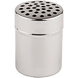Stainless Steel Sugar Shaker / Dredger, Coarse Holes