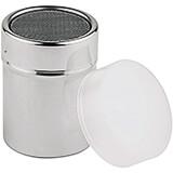 Stainless Steel Sugar Shaker / Dredger, Mesh Top