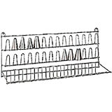 "Stainless Steel Icing Tips Drying Rack, 19.63"" X 5.13"""