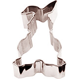 Stainless Steel Rabbit Cookie Cutter, 3.13""