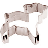 Stainless Steel Lamb Cookie Cutter, 3.13""