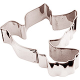 Stainless Steel Dove Cookie Cutter, 3.13""