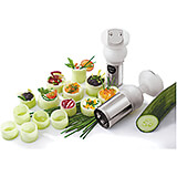 Stainless Steel Vegetable / Fruit Decorative Cylinder Cutter, 1.5""