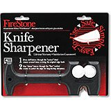Manual Knife Sharpener, Firestone 2-stage Ceramic, Carded