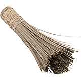 "Bamboo Traditional Wok Brush, 10"""
