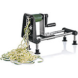 Steel Rouet Spiral Vegetable Slicer, 14""
