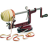 Steel Apple Peeler W/ Suction Cup
