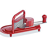 ABS Counter-top Tomato Slicer, Stainless Blades