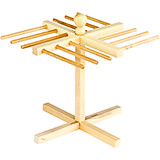 Beechwood Pasta Drying Rack, 14.5""