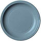"Slate Blue, 5-1/2"" Narrow Rim Plate, Unbreakable Dinnerware, 48/PK"