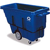 Blue Recycle Tilt Truck, 5/8 Cubic Yard