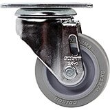 "1-3"" Swivel Caster, 4-Bolts (60300)"
