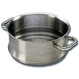 Stainless Steel, Excellence Steamer Pot, 9.5""