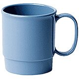 Slate Blue, 7.5 Oz. Unbreakable Stacking Cup, 48/PK