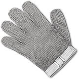 Large OSHA Approved Saf-T-Gard Cut Resistant / Safety Glove