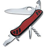 Red, Side Chef Pocket Knife
