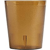 Amber, 9.7 Oz. Colorware Tumblers, 72/PK