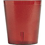 Ruby Red, 9.7 Oz. Colorware Tumblers, 24/PK