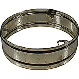 Tin Replacement Splatter Protection Ring for Food Mill 42577-39