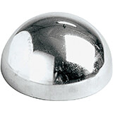 Stainless Steel Half Ball / Hemisphere Baking Mold, 1.625 Oz