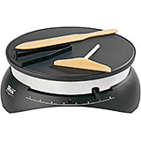 Aluminum Electric Crepe Maker 13 3/4""