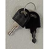 Metal Towel Dispenser Replacement Keys, 5/PK