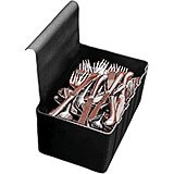 Black, 1.75 Gal. Silverware Holder