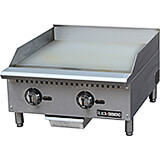 Gas & Electric Griddles