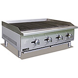 "Stainless Steel 48"" Countertop Char Broil Gas Grill, 120,000 Total BTU"
